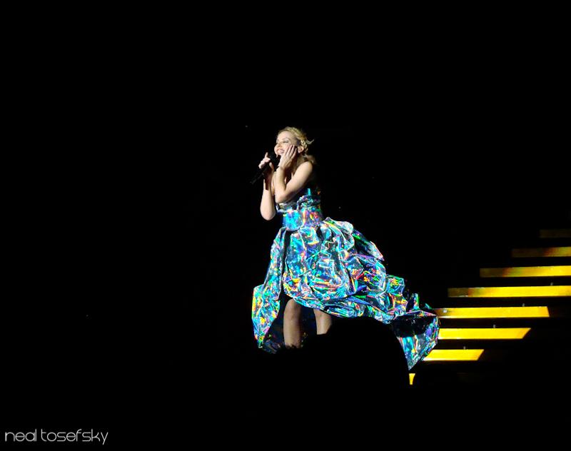 Kylie Minogue Blows Cape Town Away