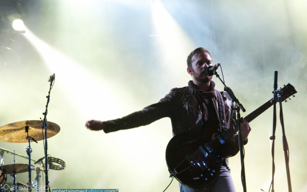 Kings Of Leon Live in Cape Town