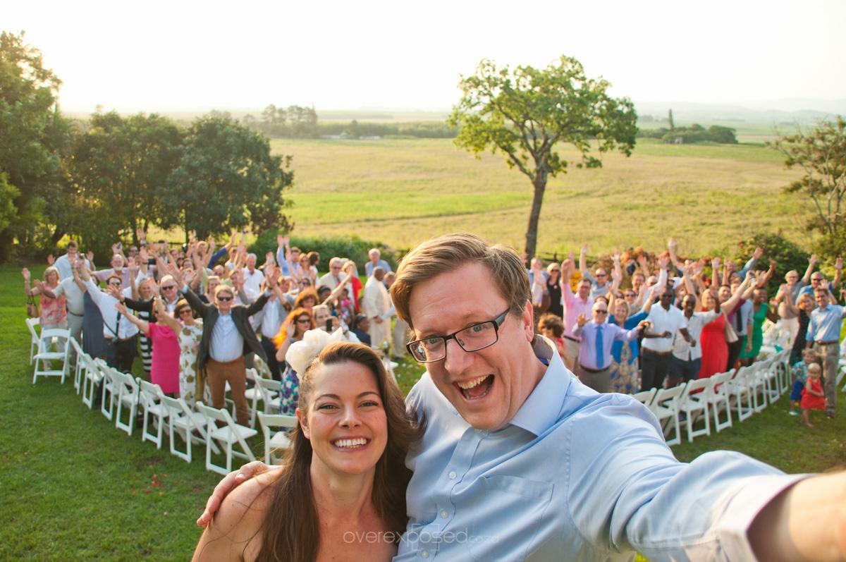 Wedding: Alex and Bronwyn